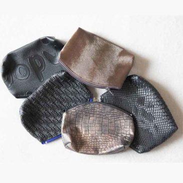 porte-monnaie simili cuir