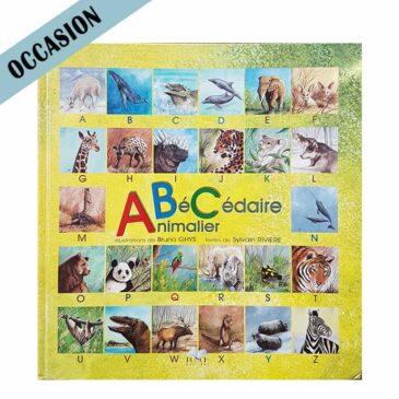 Couverture livre ABéCédaire animalier