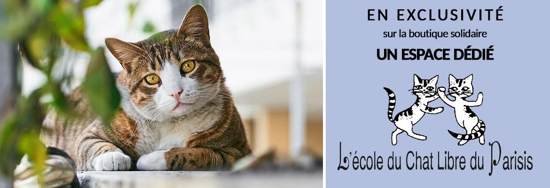Annonce présence Ecole du chat libre du parisis