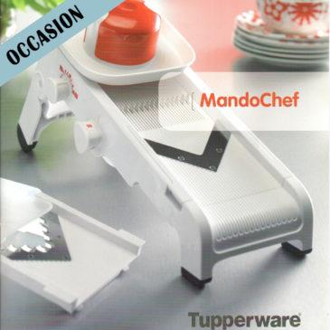 Mandoline Tupperware Mandochef