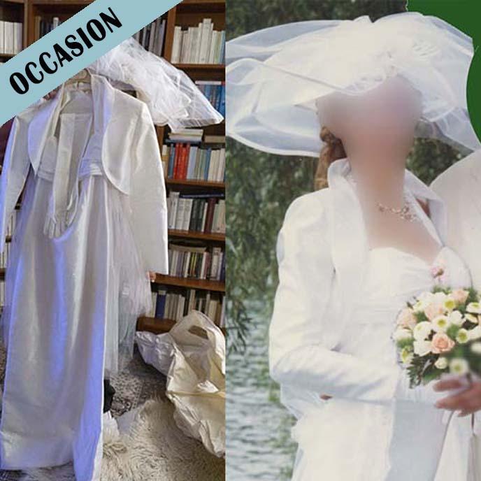 Robe de mariée d'occasion